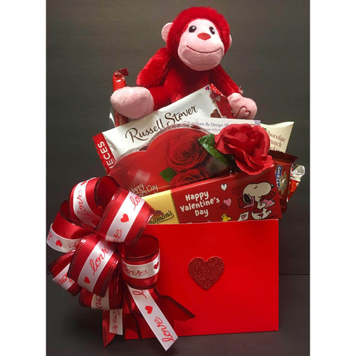 Gorilla Love - Gift Baskets By Design SB, Inc.