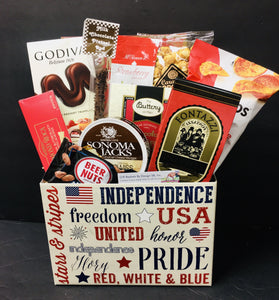 Independence  Gourmet - Gift Baskets By Design SB, Inc.
