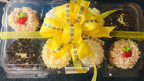 Gourmet Cup Cakes-2 Size - Gift Baskets By Design SB, Inc.