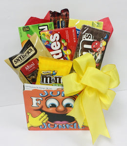 Junk Food Junkie *2 Size - Gift Baskets By Design SB, Inc.