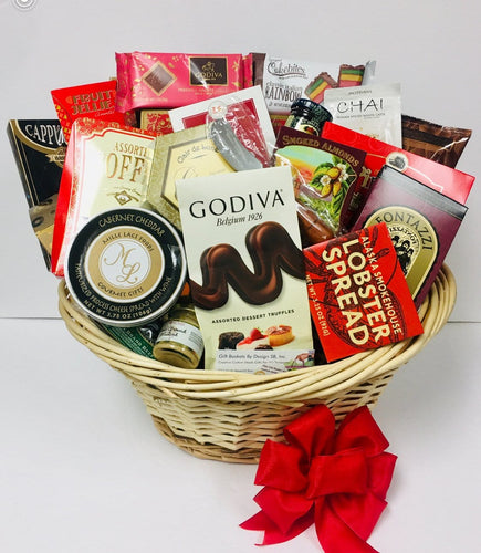 Opulent Gourmet *New - Gift Baskets By Design SB, Inc.
