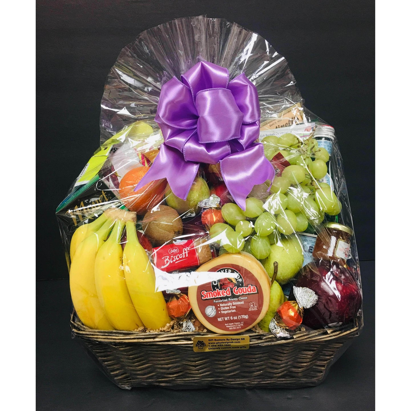 Deepest Sympathy - Gift Baskets By Design SB, Inc.