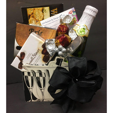 Dazzle Gourmet-2 Colors - Gift Baskets By Design SB, Inc.