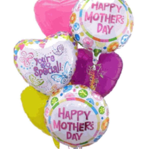Happy Mother's Day Balloons-**New - Gift Baskets By Design SB, Inc.