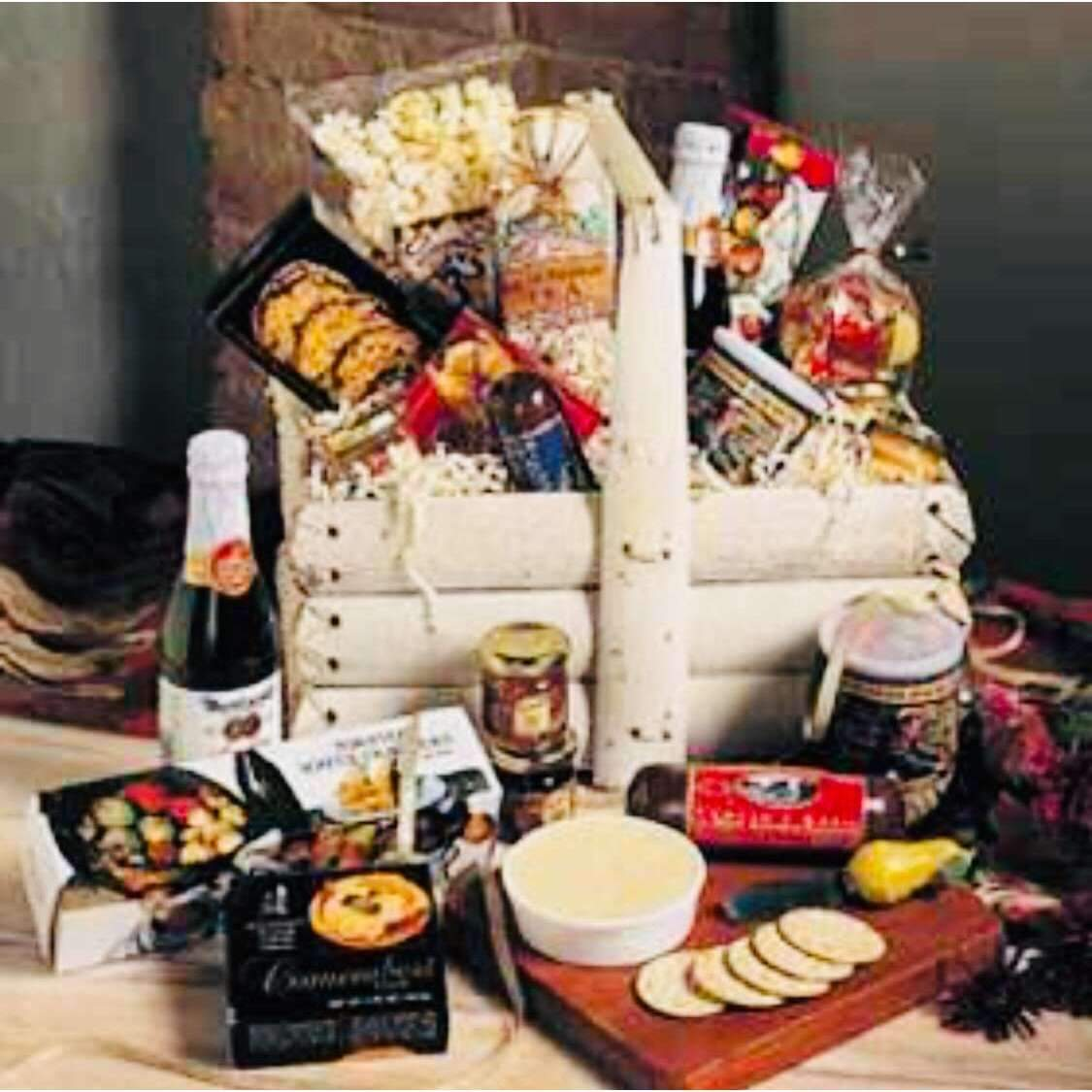 Choice Gourmet- 2 Options - Gift Baskets By Design SB, Inc.