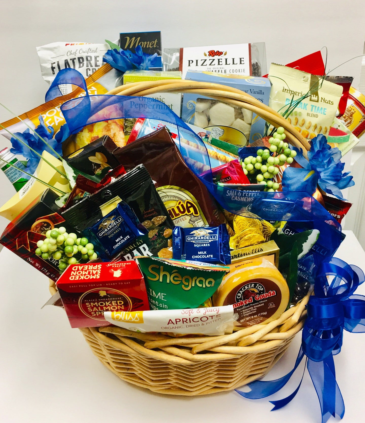 Ultimate Kosher Treats- **New - Gift Baskets By Design SB