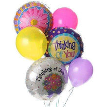 Pick Your 12 Theme Balloons - Gift Baskets By Design SB, Inc.