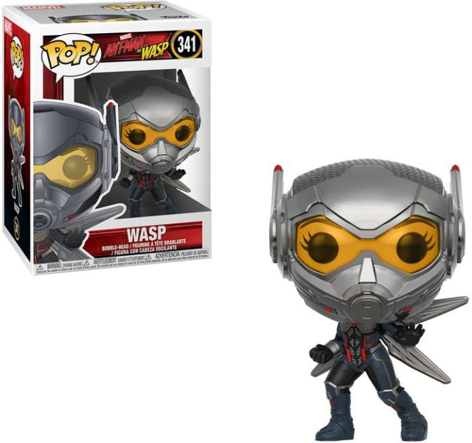 Funko Pop Marvel: Ant-Man & The Wasp - The Wasp Collectible Figure