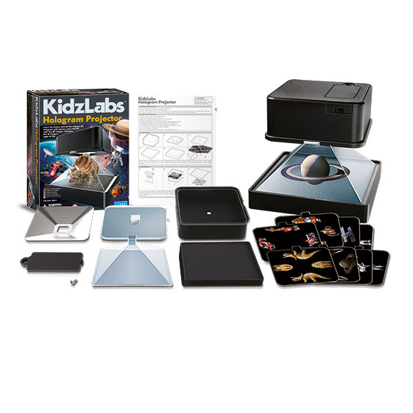 4M Kidz Labs / Hologram Projector