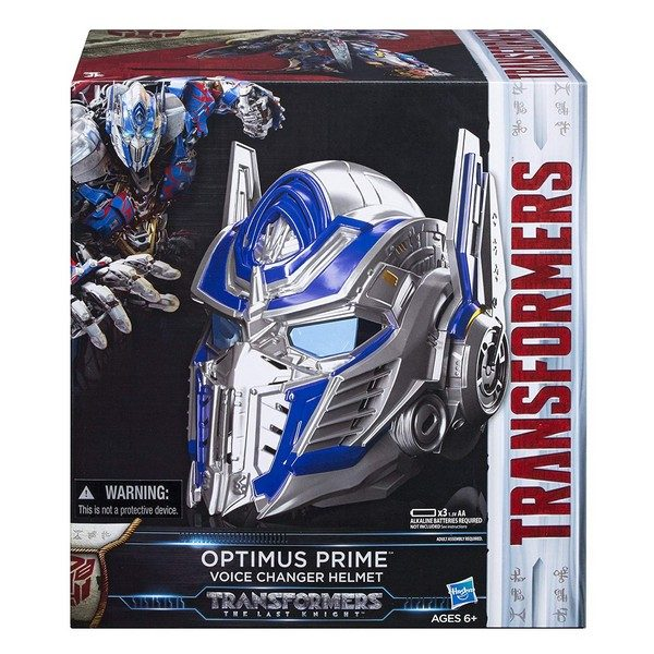 Hasbro Transformers The Last Knight MV5 First Edition Helmet