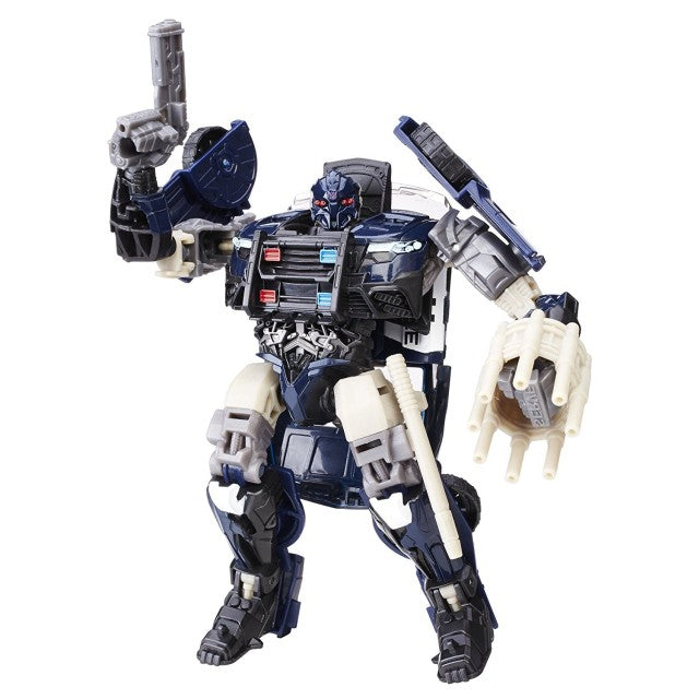 Hasbro Transformers The Last Knight Premiere Edition Deluxe Class Barricade