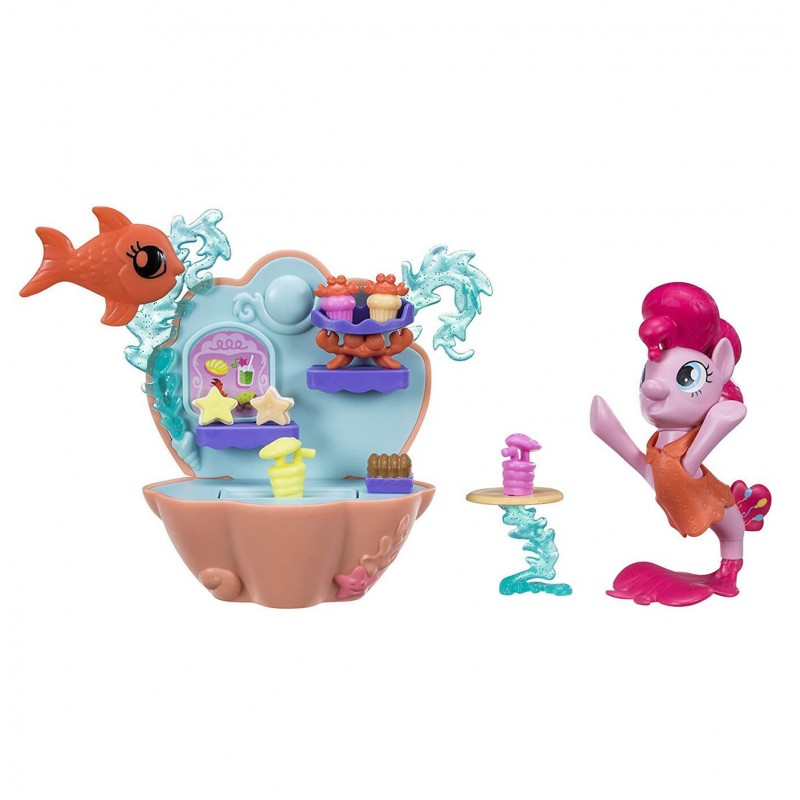 Hasbro My Little Pony The Movie Underwater Scene Packs - Pinkie Pie