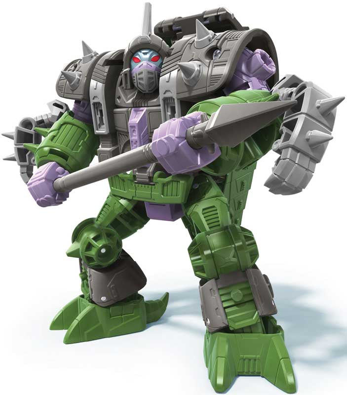 Hasbro Transformers War For Cybertron Earthrise Deluxe Asst. - Quintesson Alicon