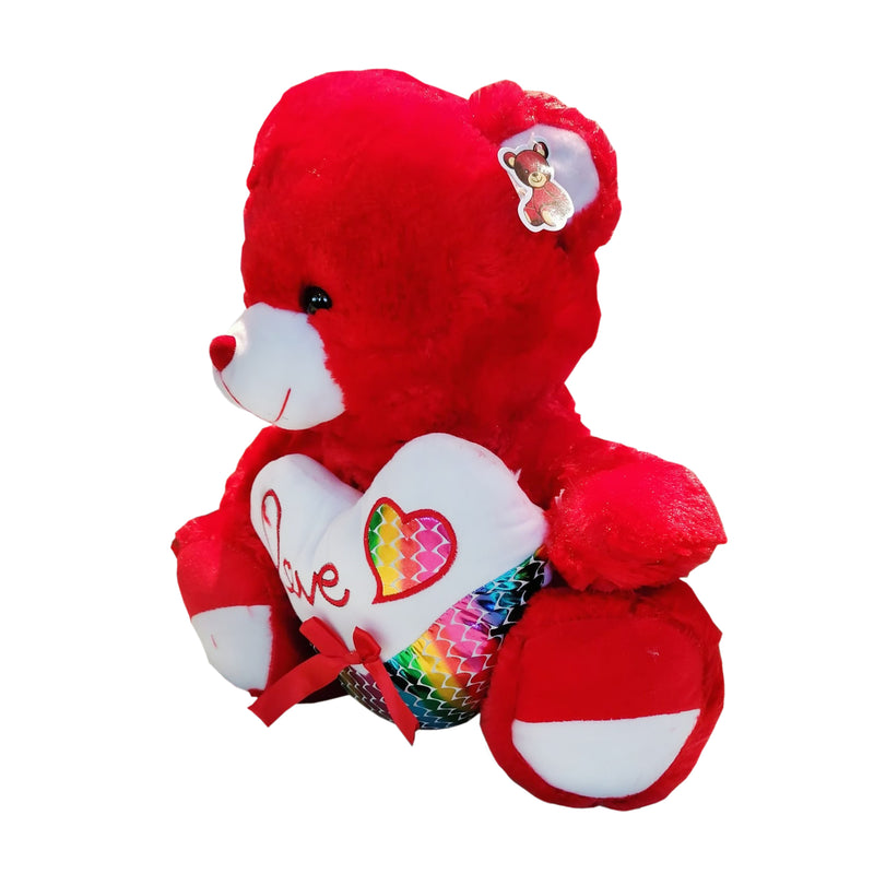 Valentine's Day Teddy Bear | Habara Plush 50cm
