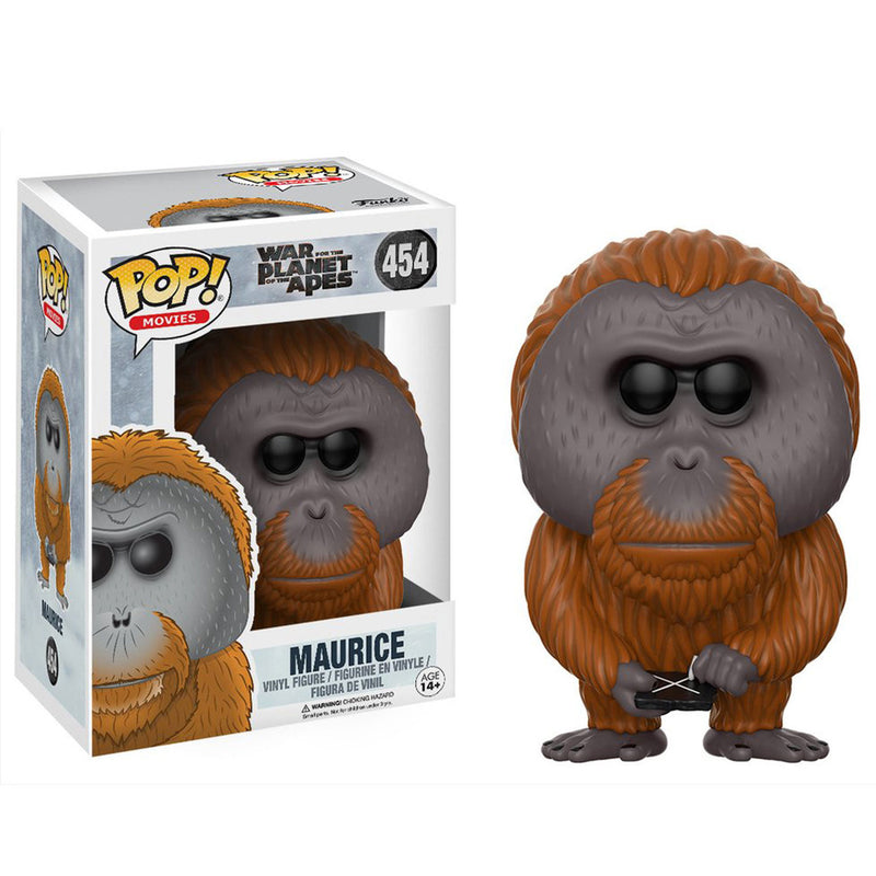 Funko POP Movies: War for the Planet of the Apes - Maurice