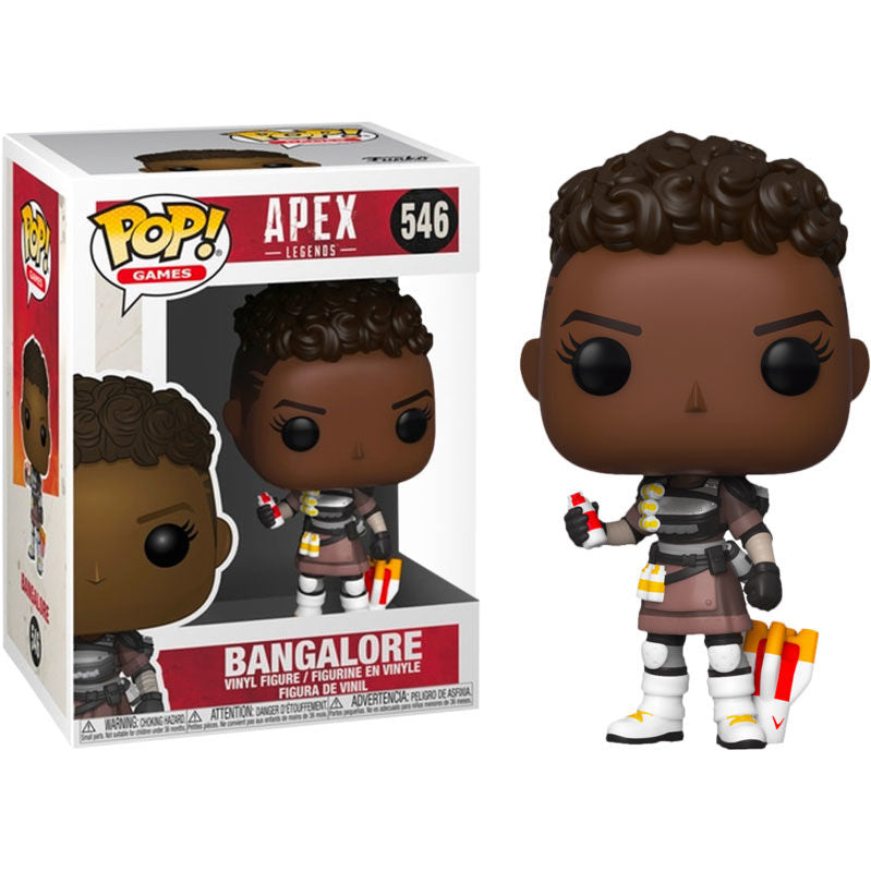 Funko POP! Vinyl - Apex Legends - Bangalore