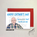 Bob Broberg / Abducted in Plain Sight - Father's Day Card
