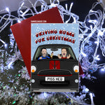 Ant McPartlin - Christmas Card