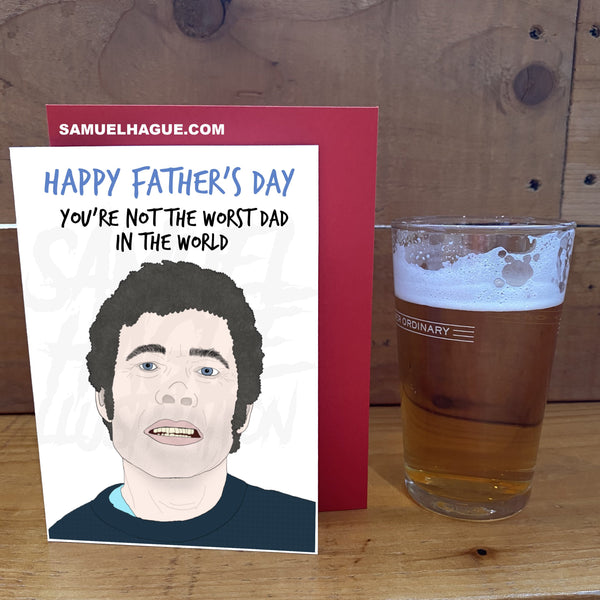 Fred West - Father's Day Card