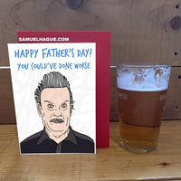 Josef Fritzl - Father's Day Card
