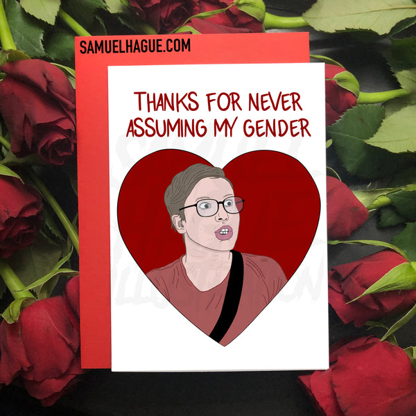 Triggered - Valentine's Day Card