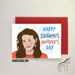Caitlyn Jenner - Mother's Day Card