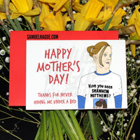 Karen Matthews - Mother's Day Card