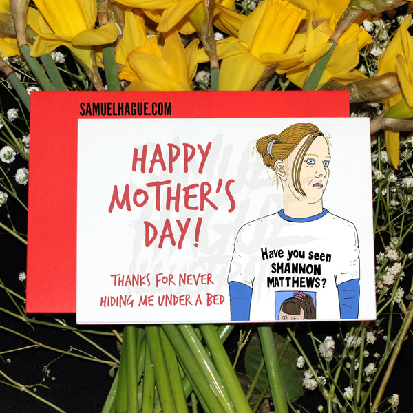 SOLD OUT! Karen Matthews - Mother's Day Card