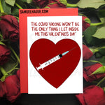 Vaccine - Valentine's Day Card
