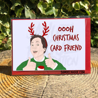 OOO FRIEND - Christmas Card