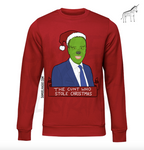Matt Hancock/Grinch - Christmas Jumper