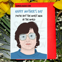 Rose West - Mother's Day Card