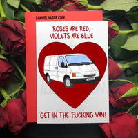 Van - Valentine's Day Card