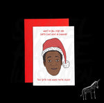 Bill Cosby - Christmas Card