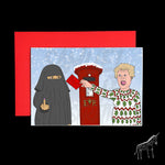 Boris Johnson - Christmas Card