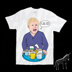 Boris Johnson - Do you want a cuppa tea? - T-Shirt