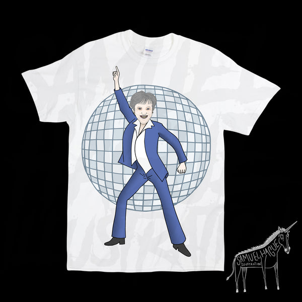 Theresa May - Dancing Boogie - T-Shirt