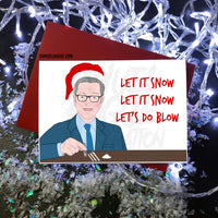 By Gove that's some good Charlie - Christmas Card