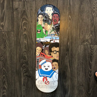 Ghostbusters (1984) custom skatedeck/artwork