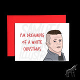 Tommy Robinson - Christmas Card