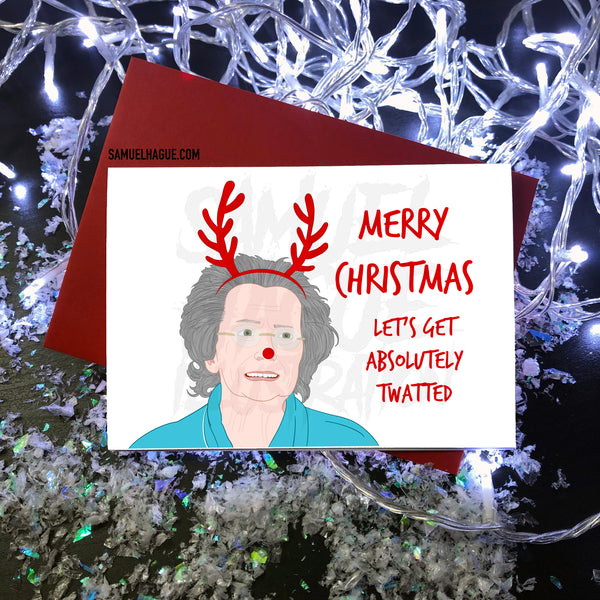 Doris - Gavin and Stacey - Christmas Card