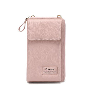 mini sac bandoulière pour smartphone forever originally from love