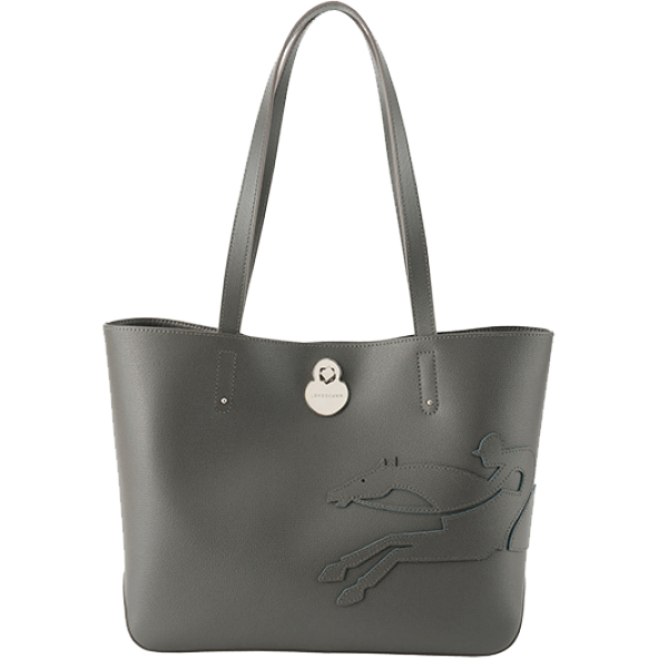 LONGCHAMP - Shop It - porté épaule - gris