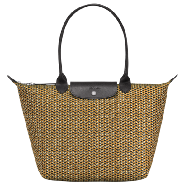 LONGCHAMP - Le Pliage Collection 2020 - sac porté épaule L - Miel