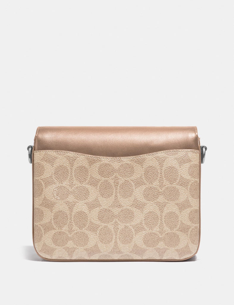 COACH - Cassie 19 - Toile Exclusive - Sable/Taupe