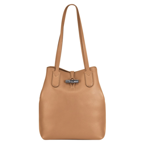 Longchamp tote bag Roseau essential naturel
