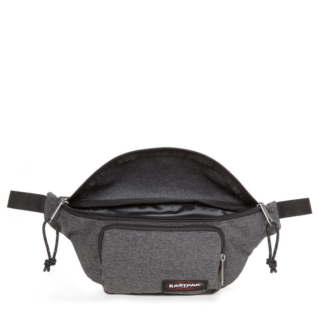 EASTPAK - Page - Sac Banane - Denim noir