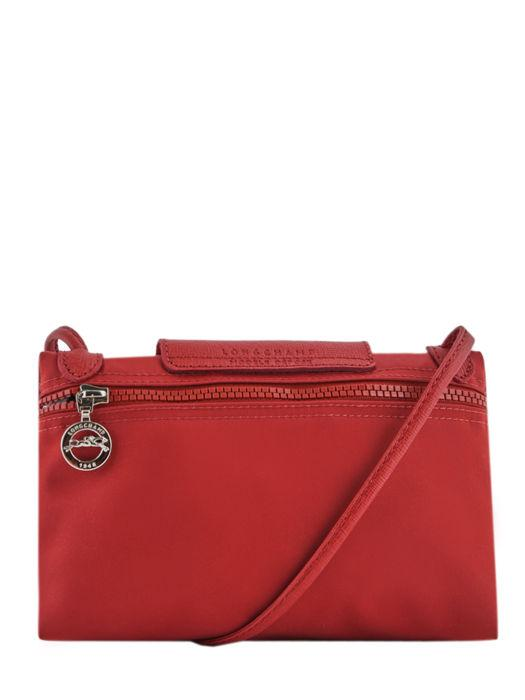 Pliage Neo Longchamp Rouge