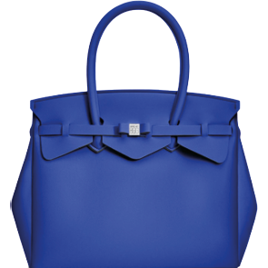 SAVE MY BAG - Miss Plus - Bleu roi