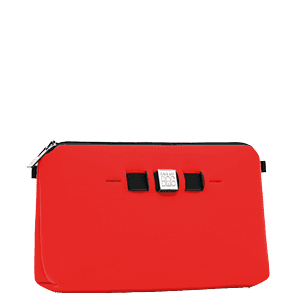 SAVE MY BAG - Pochette  en lycra - Rouge